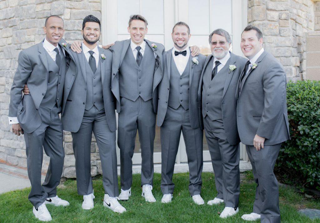 Lux White Wedding Ritz Carlton Half Moon Bay | Clane Gessel Photos 07