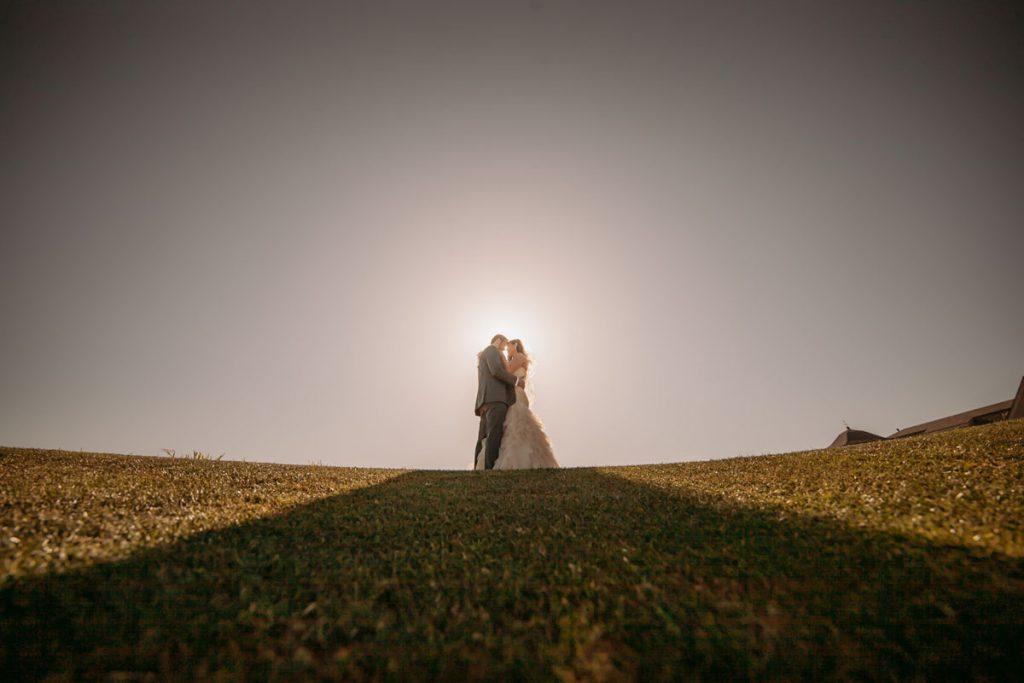 Lux White Wedding Ritz Carlton Half Moon Bay | Clane Gessel Photos 11