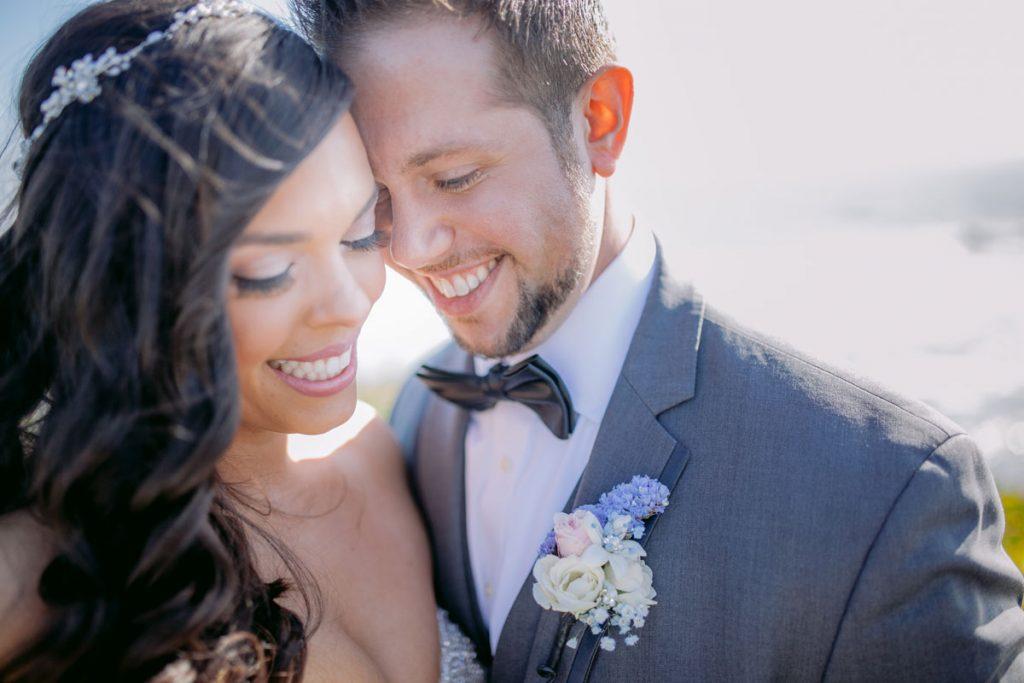 Lux White Wedding Ritz Carlton Half Moon Bay | Clane Gessel Photos 12