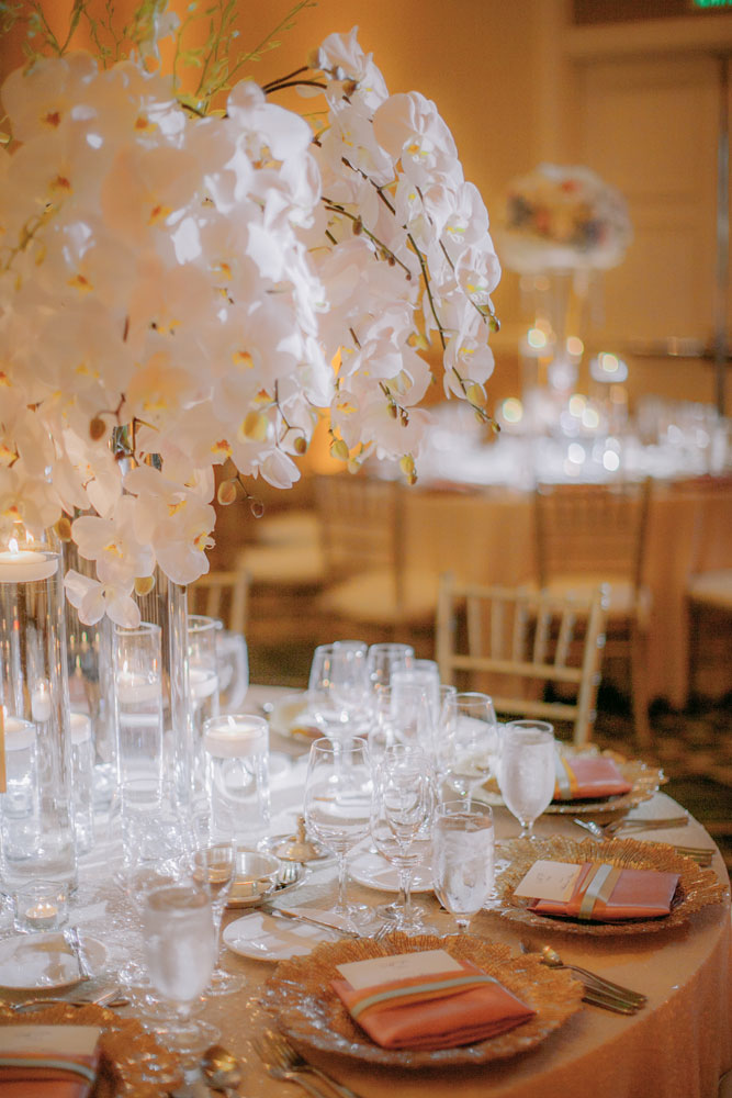Lux White Wedding Ritz Carlton Half Moon Bay | Clane Gessel Photos 35