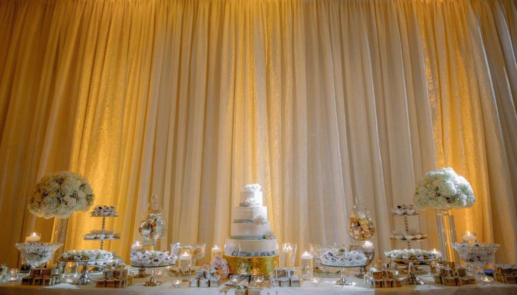 Lux White Wedding Ritz Carlton Half Moon Bay | Clane Gessel Photos 37