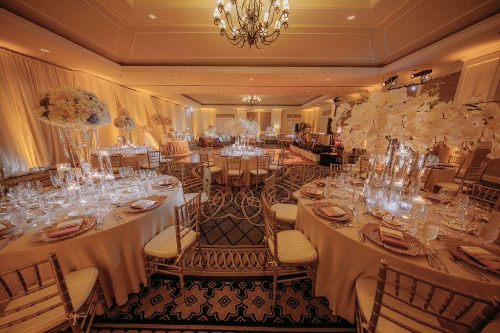 Lux White Wedding Ritz Carlton Half Moon Bay | Clane Gessel Photos 38