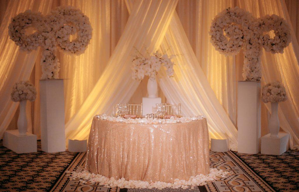 Lux White Wedding Ritz Carlton Half Moon Bay | Clane Gessel Photos 39