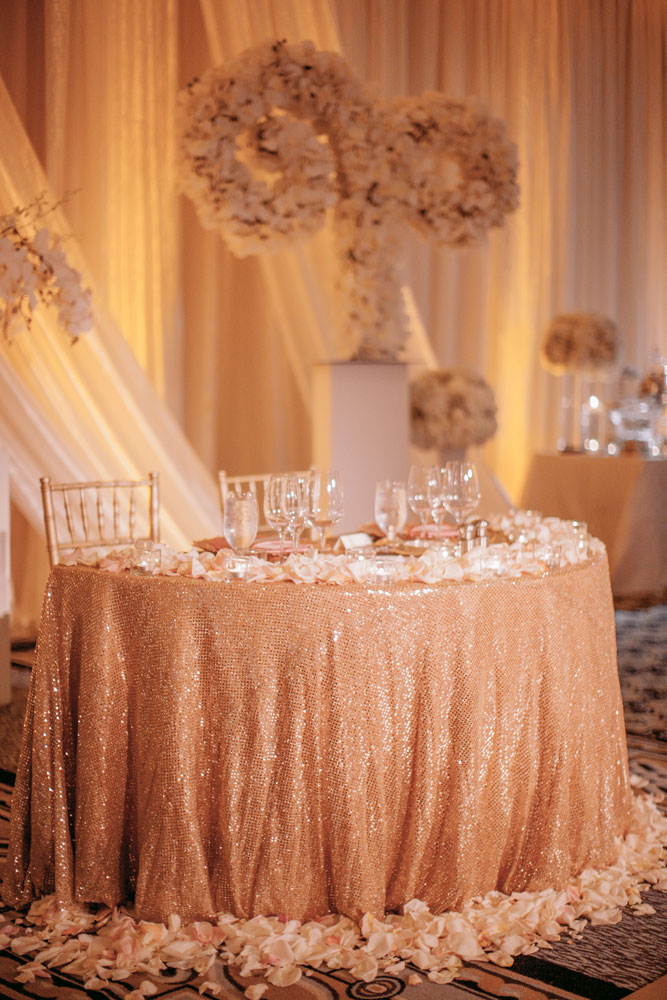 Lux White Wedding Ritz Carlton Half Moon Bay | Clane Gessel Photos 41