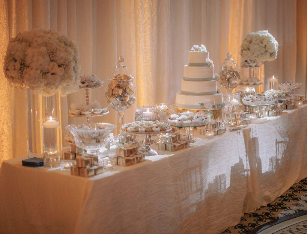 Lux White Wedding Ritz Carlton Half Moon Bay | Clane Gessel Photos 42