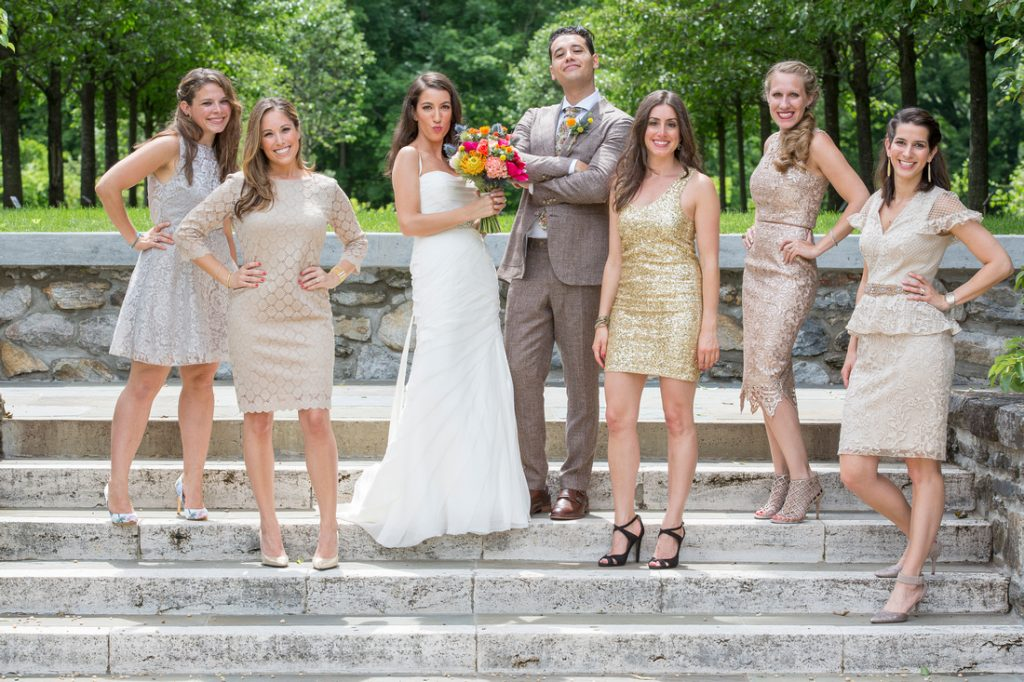 Romantic New York City Jewish Wedding | Tiny Human Photos 24