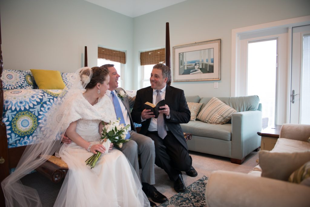 Sweet Intimate Jewish Wedding | Alexanders Studio 07