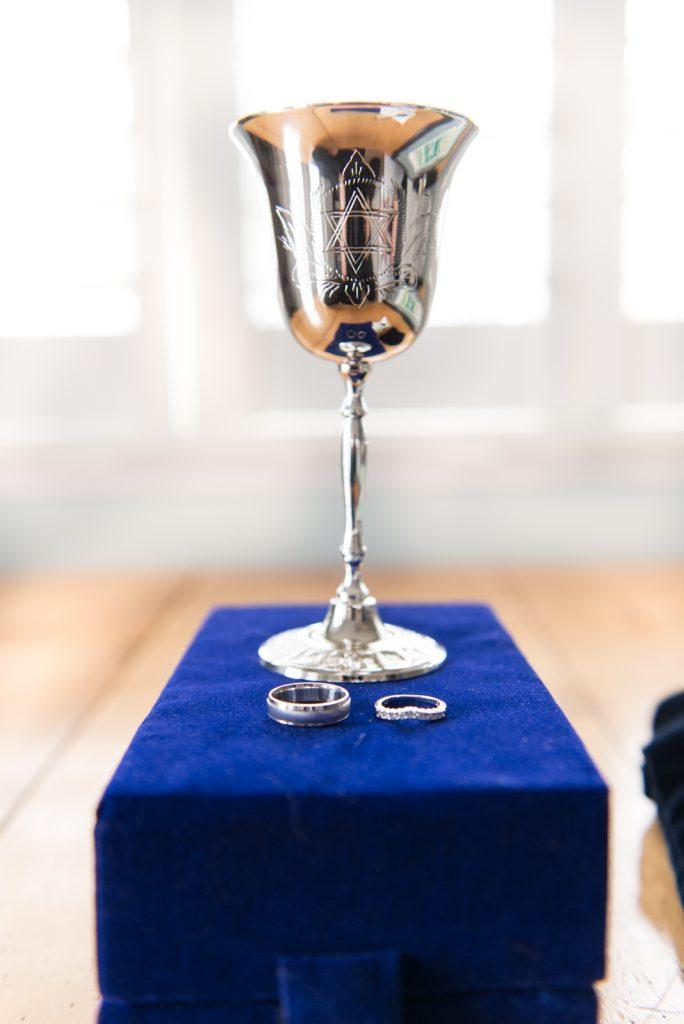 Sweet Intimate Jewish Wedding | Alexanders Studio 10