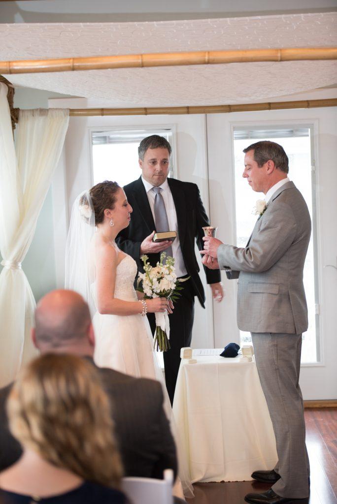 Sweet Intimate Jewish Wedding | Alexanders Studio 16