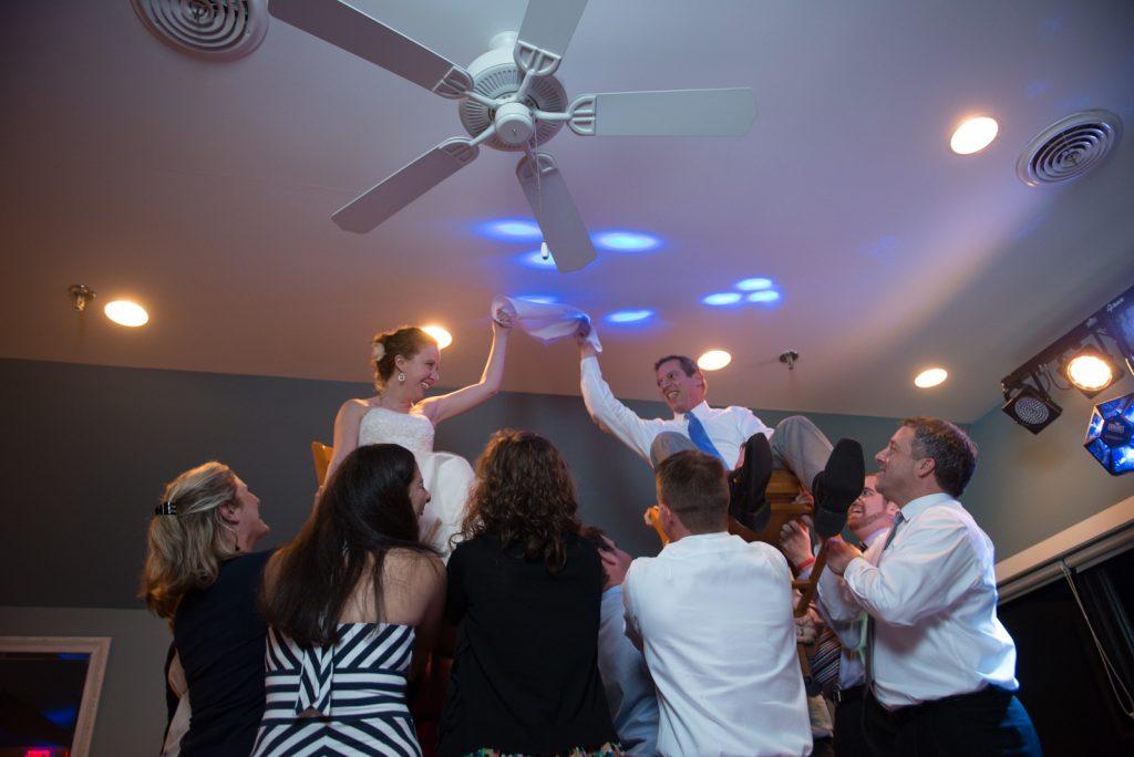 Sweet Intimate Jewish Wedding | Alexanders Studio 24