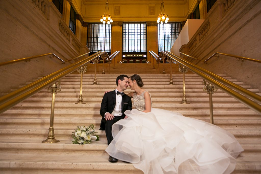 New Years Eve Museum Wedding | Gerber Scarpelli Photography 11