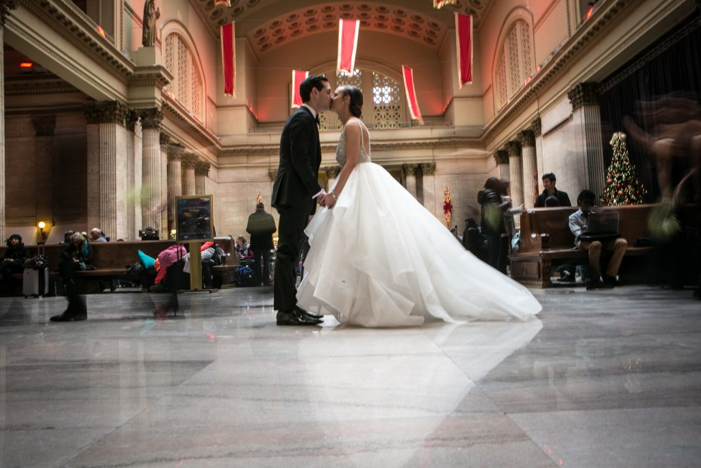 New Years Eve Museum Wedding | Gerber Scarpelli Photography 14