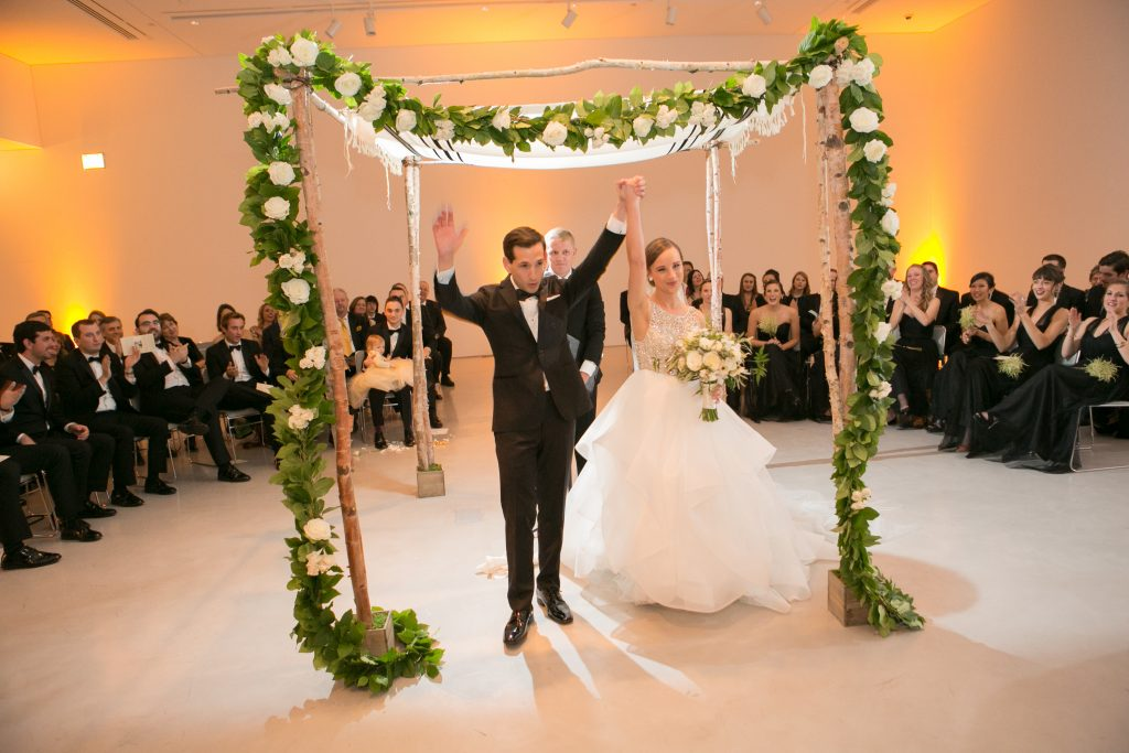 New Years Eve Museum Wedding | Gerber Scarpelli Photography 19