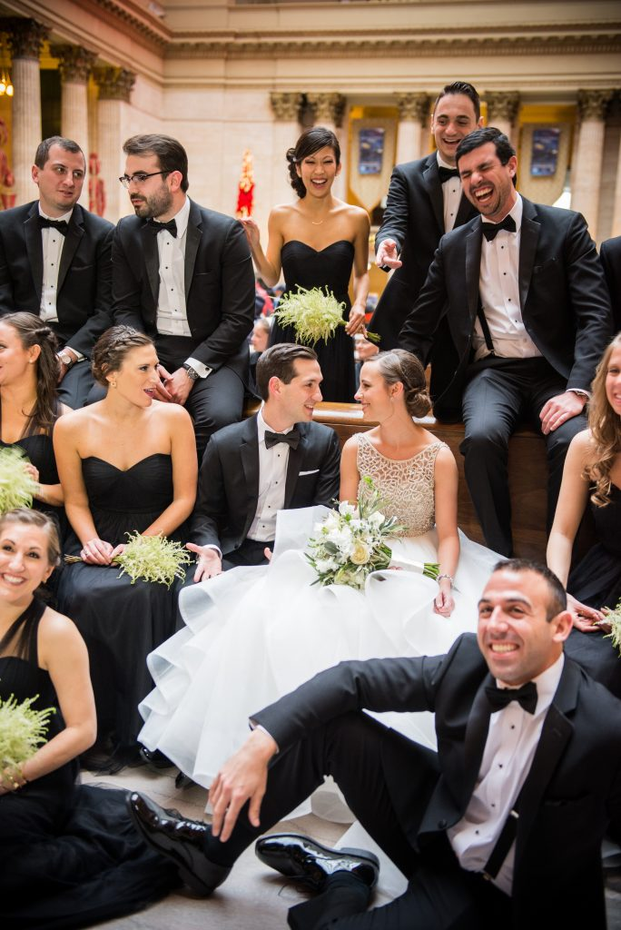 New Years Eve Museum Wedding | Gerber Scarpelli Photography 25