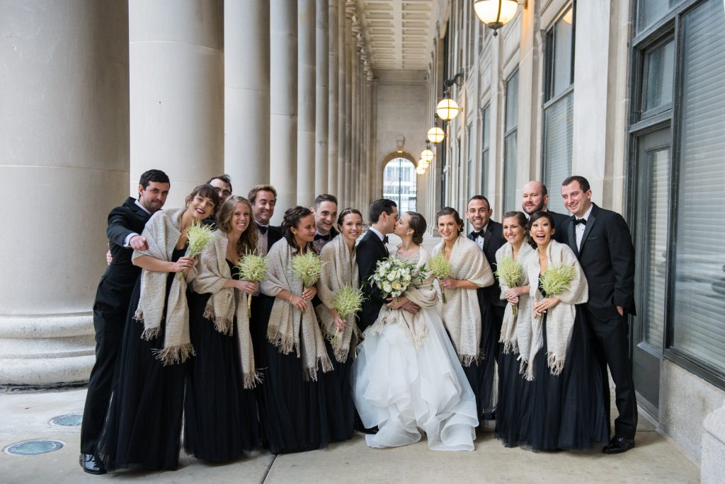 New Years Eve Museum Wedding | Gerber Scarpelli Photography 27