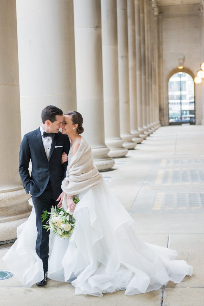 New Years Eve Museum Wedding | Gerber Scarpelli Photography 28