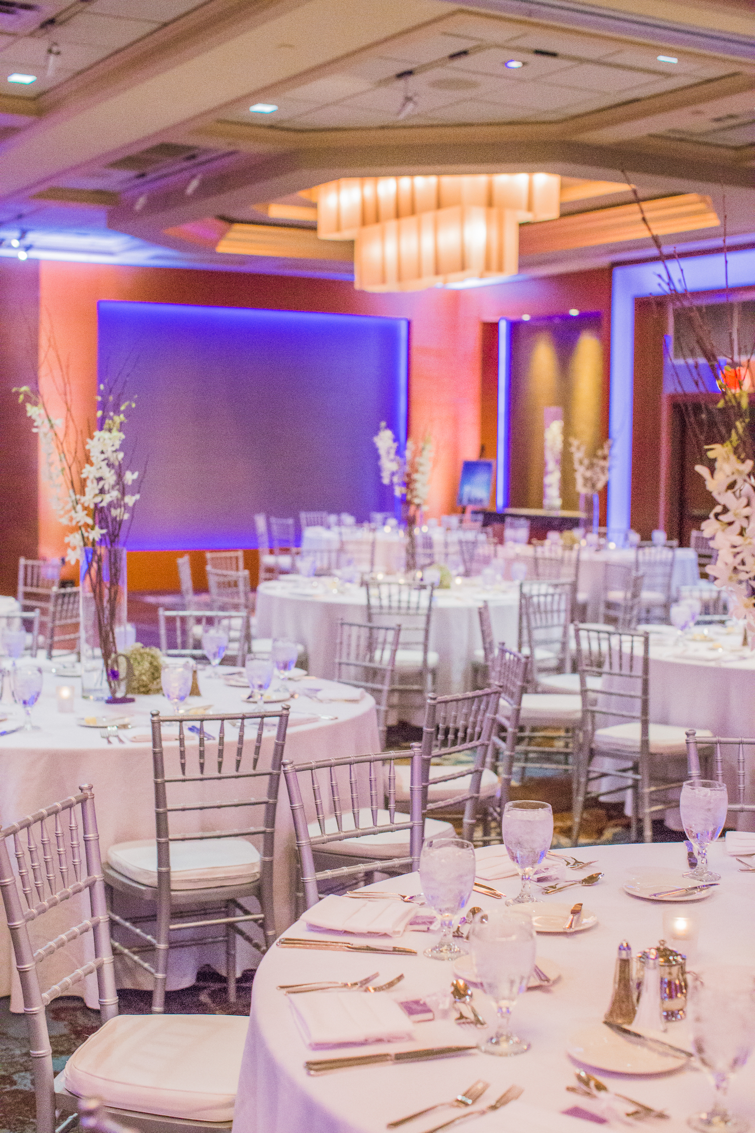 Jewish Wedding At The Bellevue Club Washington The Big Fat