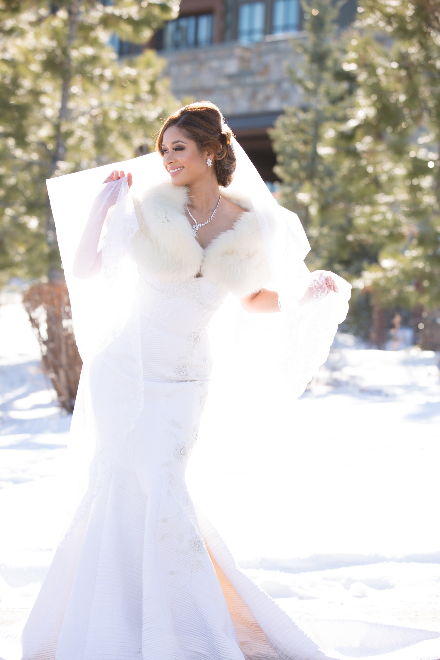 Winter Wedding At Ritz Carlton Lake Tahoe