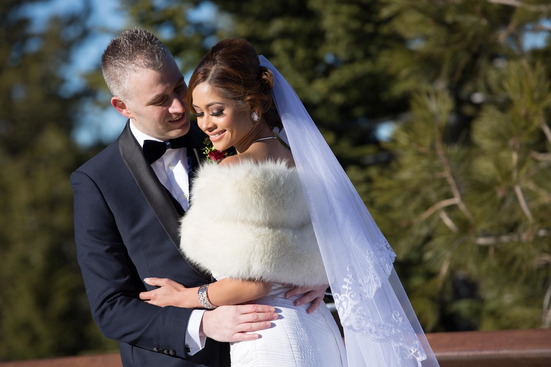 Winter Wedding Ritz Carlton Lake Tahoe | Sasha Photography06