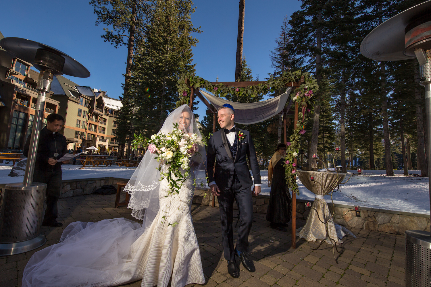 Winter Wedding Ritz Carlton Lake Tahoe | Sasha Photography09