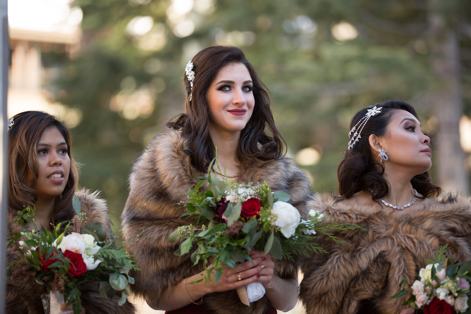 Winter Wedding Ritz Carlton Lake Tahoe | Sasha Photography10